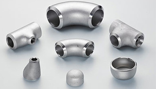 Duplex Steel Butt-welded pipe fittings suppliers manufacturers dealers and exporters in India