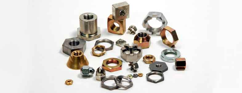 Nuts Fasteners Suppliers, Manufacturers, Dealers and Exporters in India
