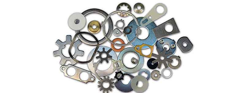 Washers Fasteners Suppliers, Manufacturers, Dealers and Exporters in India